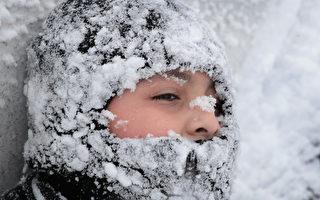 晚冬罕見風暴 美部分地區週日低溫或破紀錄