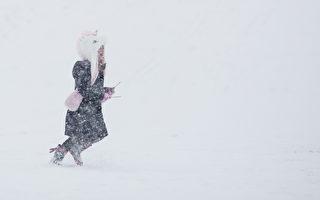 零下52°C! 世界最冷的赛跑在俄罗斯举行