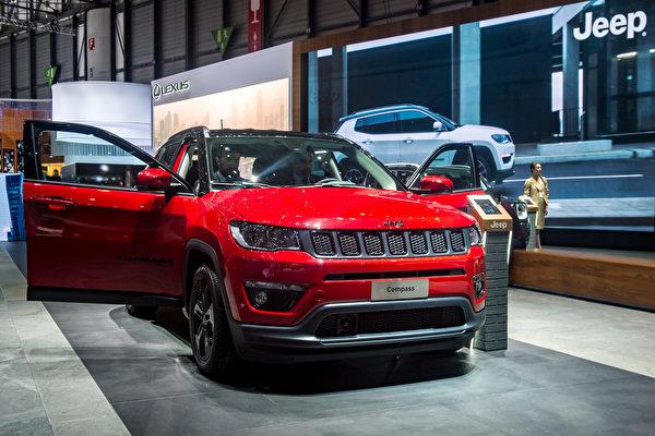 2018年美国最畅销的六款车 SUV居多