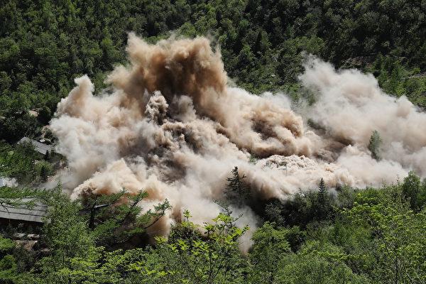 朝鲜发生小型地震 或是2017年的核试所致