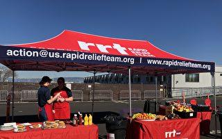 加州奧克蘭機場聯邦雇員收到免費食品