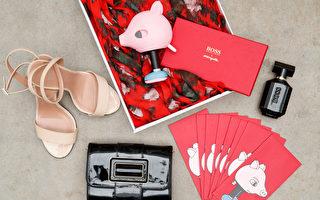 BOSS x Jeremyville假日系列 引领猪年时尚潮流