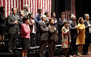 美国国会亚太裔议员达20人 刷新历史