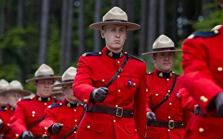 加拿大皇家骑警