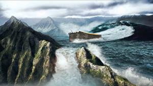 上古大洪水找到確鑿證據 印證大禹治水傳說