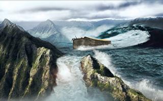 上古大洪水找到确凿证据 印证大禹治水传说