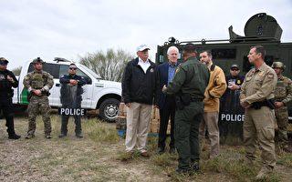 非法入美創紀錄 邊境保護局挺川普力爭建牆