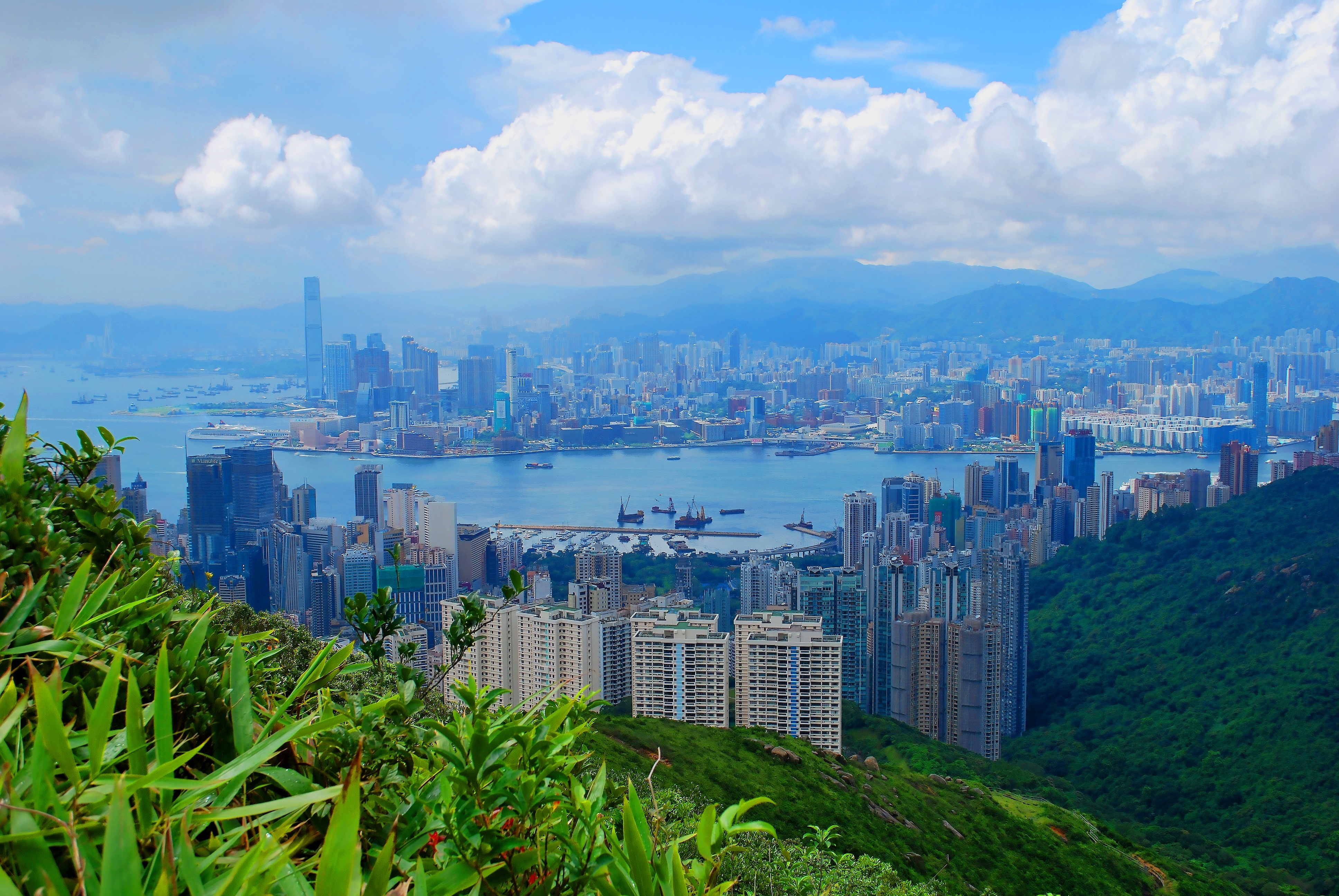 【新聞看點】中共推大灣區 香港將成白手套?