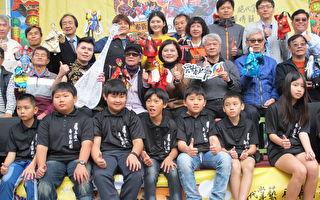 云林布袋戏日  展示黄海岱的风华岁月