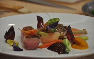 法國米其林主廚遇見花蓮食材  法式料理端上桌