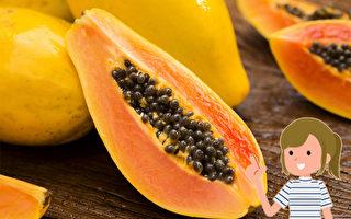 每天半個木瓜排便通暢 10大防便祕水果大公開