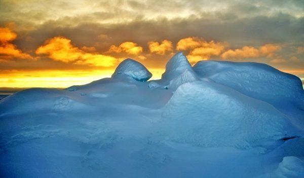 小寒大寒寒得透,來年春天天和。(pixabay)