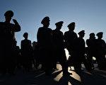 中共軍隊構成對台灣安全的重大威脅(AFP)