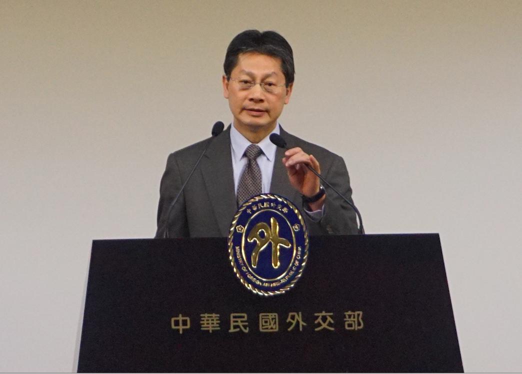 陸方點名66家外企使用台灣名稱不當,要中共當局予以懲處,對此,外交部17日予以強烈譴責。(李怡欣/大紀元)
