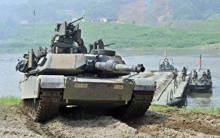 川普签亚洲再保证法 促定期对台军售