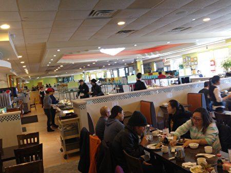 羊頭灣海港城自助餐本24日已恢復營業。