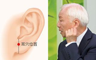 按耳朵一个穴位 呼吸质量会变好