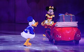 周末好去处(1月25日~27日)迪士尼大型冰上表演等