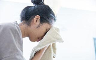 大力洗脸可清PM2.5? 医师:伤害肌肤