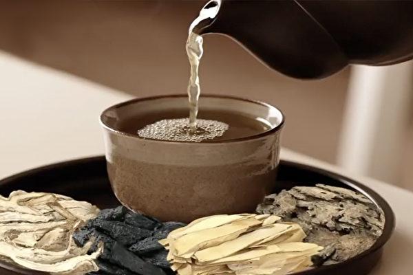 婦科聖藥「四物湯」所需藥材。(談古論今話中醫提供)