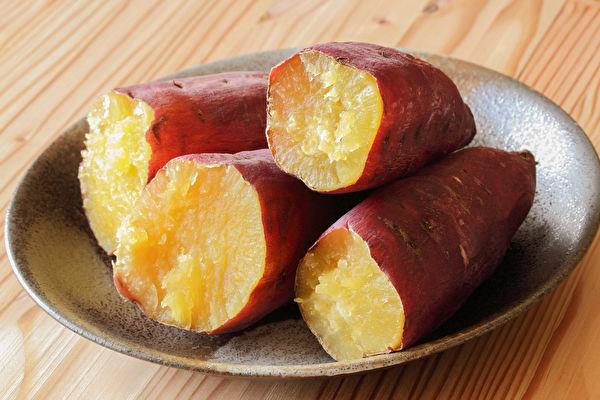 大地的餽贈 營養蕃薯這樣吃