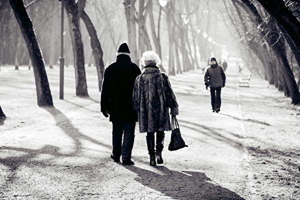 生命軌跡 老夫婦 夫妻