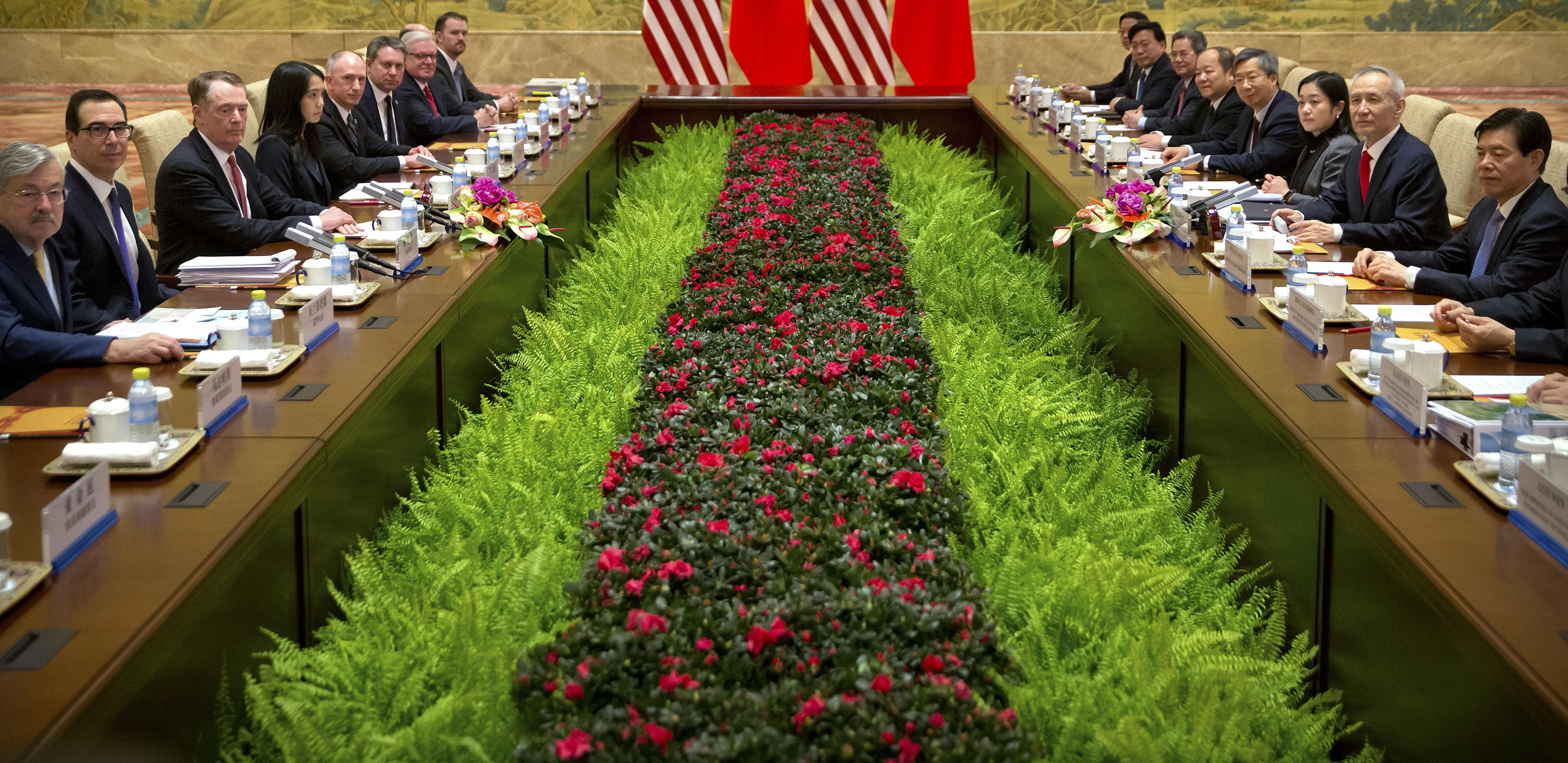 中美談判陷僵局 北京重彈老調避結構改革