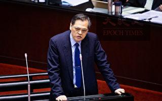 台陆委会:台湾民主人权抵御中共专制威胁