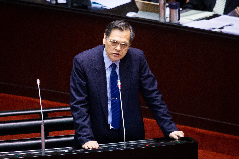 台陸委會:台灣民主人權抵禦中共專制威脅