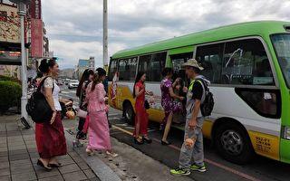 新住民体验  提灯笼搭公车游嘉义的活动