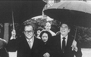傳奇總統里根(8):向中國播撒自由精神