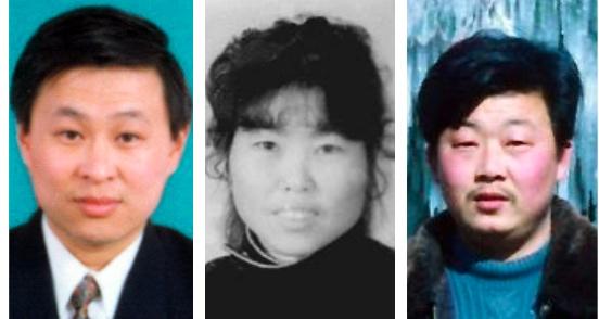 中國新年裡被中共殘害死的法輪功學員