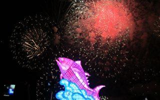 台灣燈會閃耀大鵬灣 世界金牌巧克力共襄盛舉