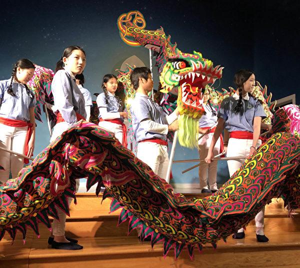 慈济人文新年传扬民俗文化