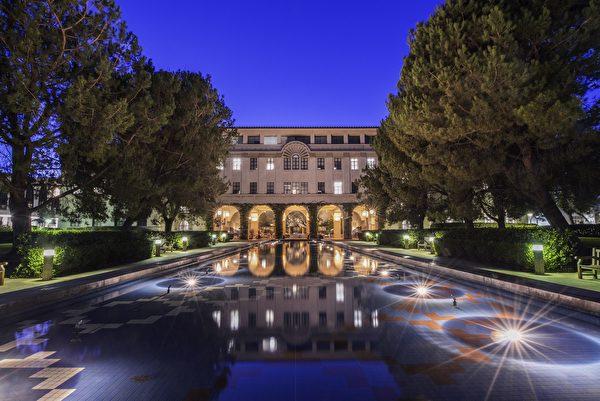 十所最慷慨的學校之一:加州理工學院(California Institute of Technology)。(Danita Delimont | Getty Images)