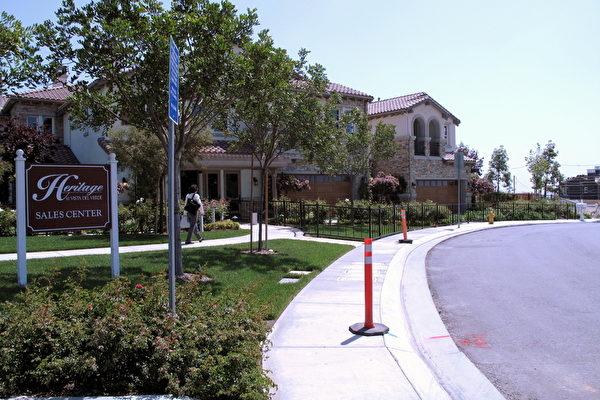 洛橙县去年卖房者 平均赚22.7万美元