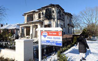 去年溫哥華獨立屋價格跌15萬 房子賣不動了