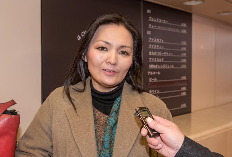 政治經濟評論家阪之上1月30日表示,中國有如此美麗的傳統文化,以及了不起的輝煌歷史,這些美好事物真的值得珍藏、承傳。(余鋼/大紀元)