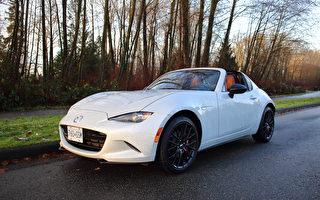 车评:享受寒风 2019 Mazda MX-5 RF GT
