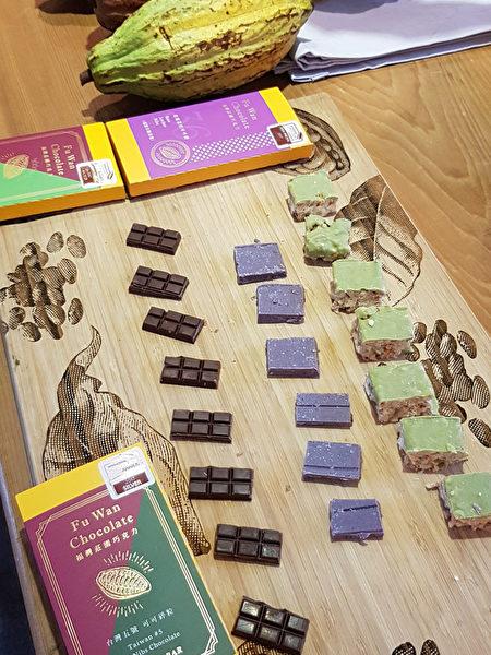 夺8面世界巧克力金牌 屏东窜升新兴可可产区