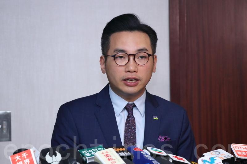 專訪公民黨黨魁:林鄭一念之差製造蝴蝶效應