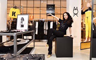 莫文蔚再跨足国际时尚 与经典品牌合推联名款
