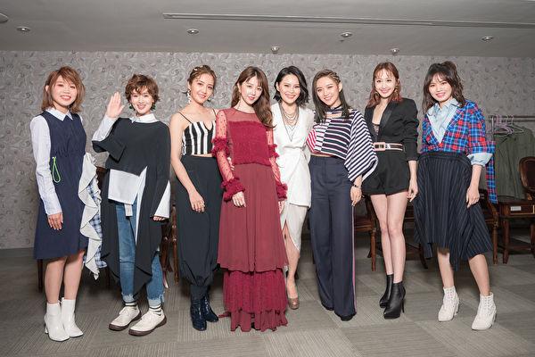 七组女歌手跨公司联手 不同类型风格齐开唱