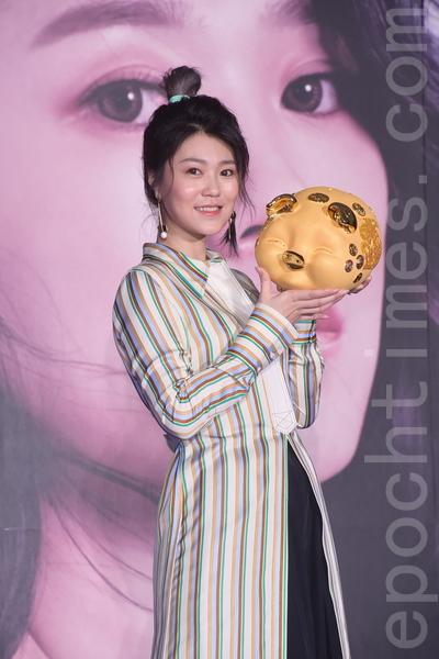 台语歌手许富凯、曹雅雯演唱会联合记者 会