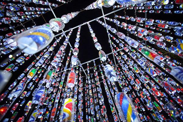 香港旅遊平台力推台灣燈會
