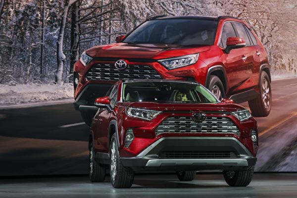 組圖:SUV在美國受歡迎 哪十款最熱銷
