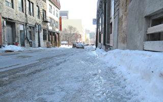未走人行道被罚款 蒙特利尔市民上诉