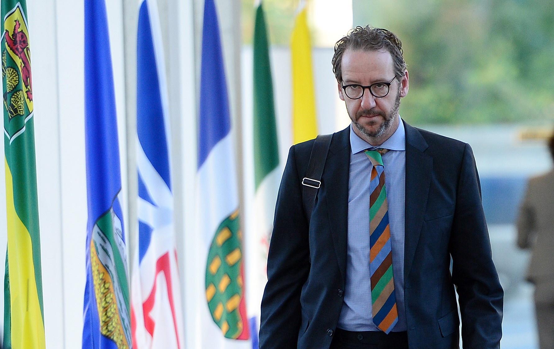 加拿大政壇震盪 總理杜魯多首要秘書辭職