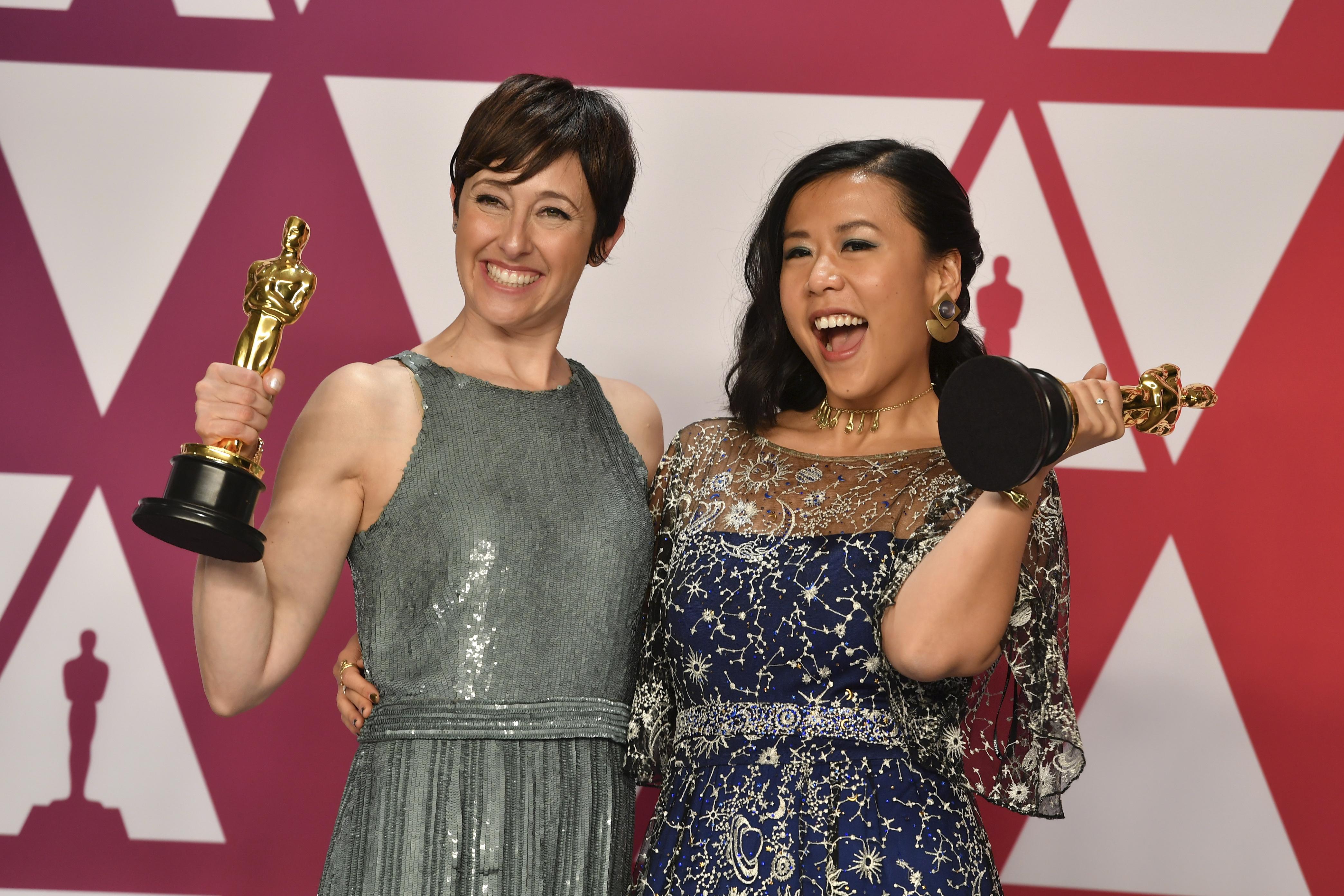 加華裔女導演動畫短片《包寶寶》獲奧斯卡獎