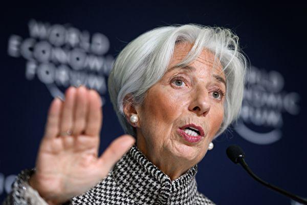 IMF下修全球GDP展望 从3.5%降至3.3%